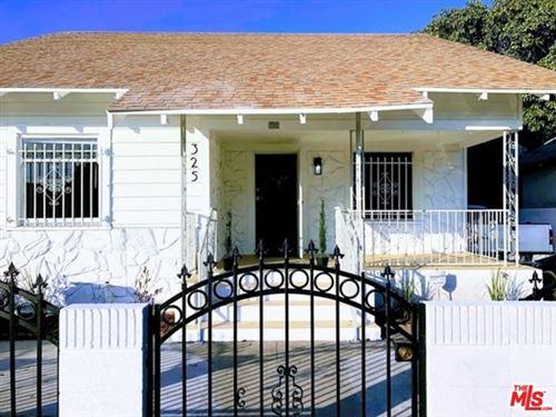 Photo of 325 W Gage Avenue, Los Angeles, CA 90003 (MLS # 20624018)