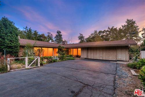Photo of 3515 Cross Creek Lane, Malibu, CA 90265 (MLS # 21783018)