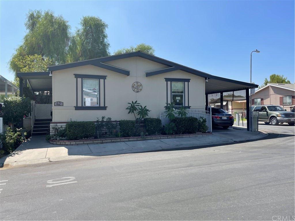 494 S Macy Street #42, San Bernardino, CA 92410 - MLS#: CV21204018