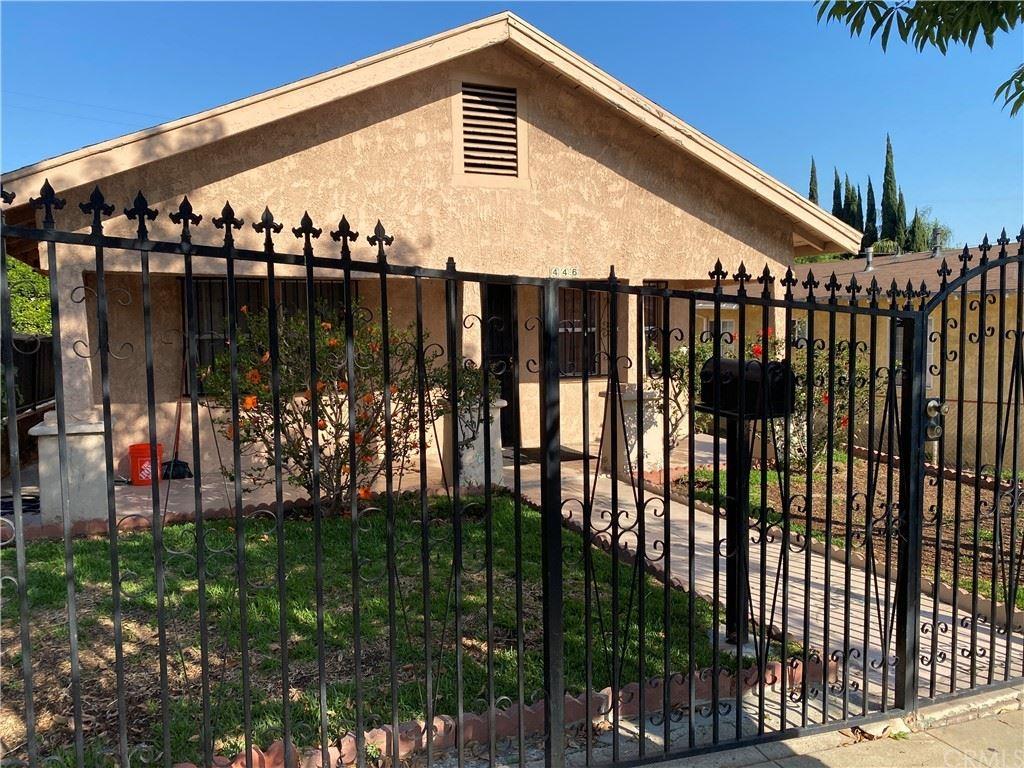 446 N Concord Street, Los Angeles, CA 90063 - MLS#: CV21053019