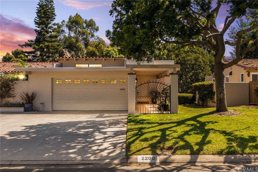 2200 Vista Dorado, Newport Beach, CA 92660 - MLS#: NP21204019