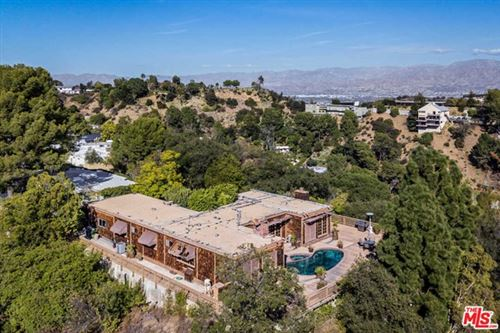 Photo of 2401 Crest View Drive, Los Angeles, CA 90046 (MLS # 21685020)
