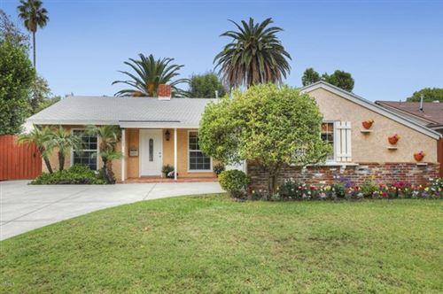 Photo of 17605 Blythe Street, Northridge, CA 91325 (MLS # P1-2020)