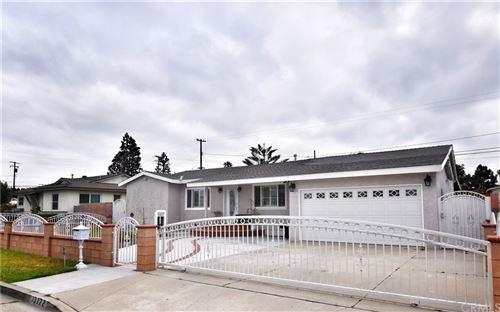 Photo of 13172 Lucille Street, Garden Grove, CA 92844 (MLS # PW21059020)