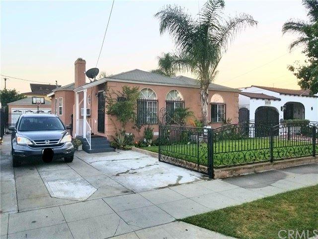 3322 Flower Street, Huntington Park, CA 90255 - MLS#: TR20218020