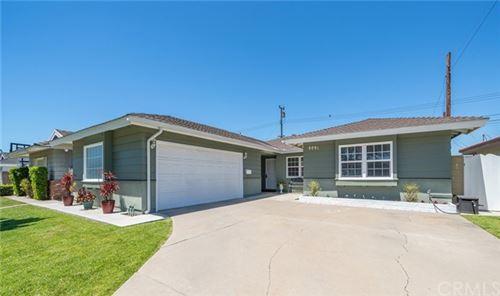 Photo of 6091 Kimberly Drive, Huntington Beach, CA 92647 (MLS # OC21077021)