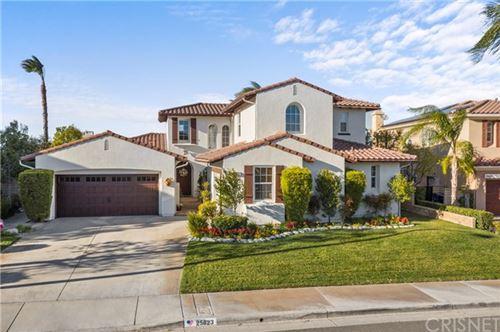 Photo of 25823 Flemming Place, Stevenson Ranch, CA 91381 (MLS # SR21014021)