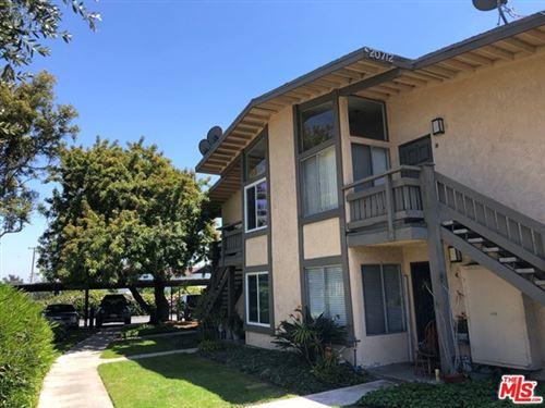 Photo of 20712 S VERMONT Avenue #8, Torrance, CA 90502 (MLS # 20576022)