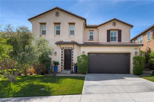 Photo of 28828 Iron Village Drive, Valencia, CA 91354 (MLS # SR20088022)