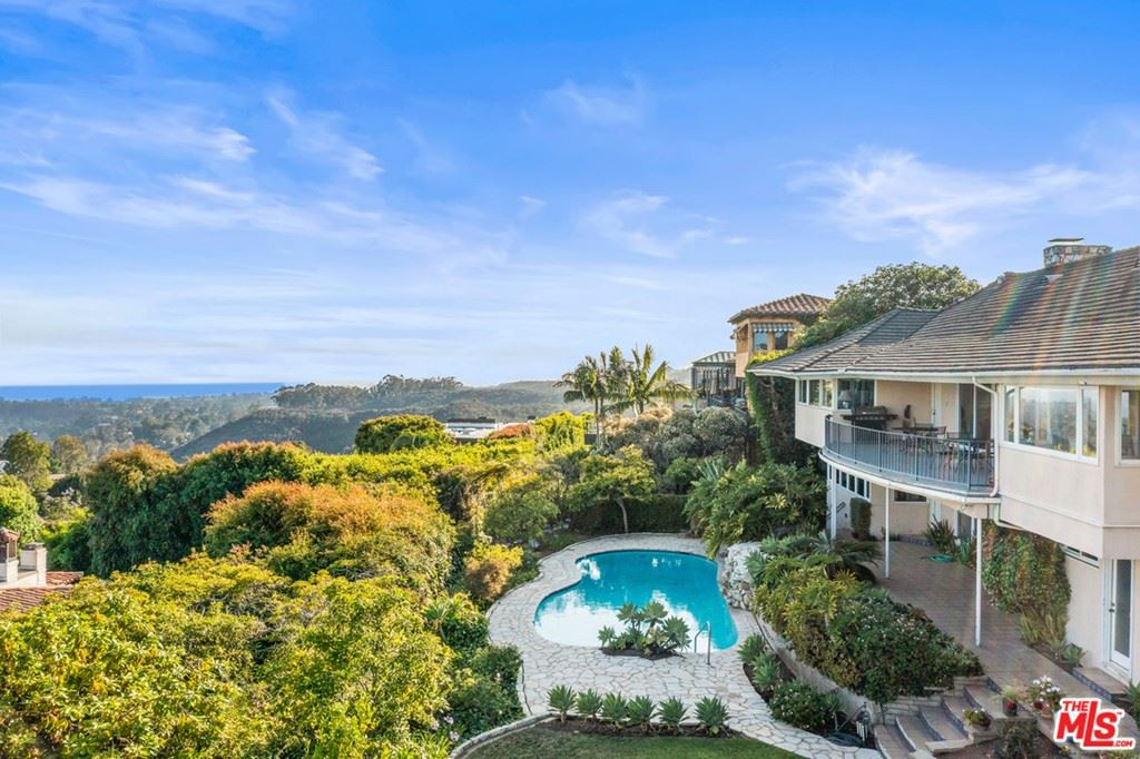 1658 San Onofre Drive, Pacific Palisades, CA 90272 - MLS#: 21742022