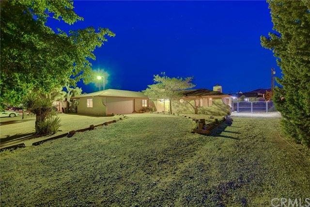 57995 Carlyle Drive, Yucca Valley, CA 92284 - MLS#: EV21096022
