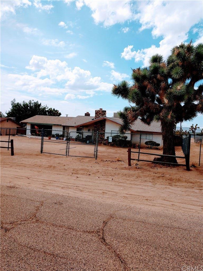 58727 Sun Via, Yucca Valley, CA 92284 - MLS#: EV21161022