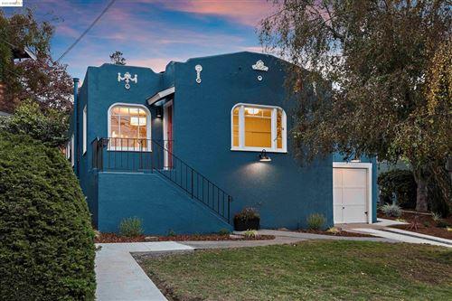 Photo of 1700 Portland Ave, Berkeley, CA 94707 (MLS # 40968023)