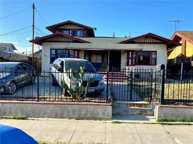 1343 W 40th Place, Los Angeles, CA 90037 - MLS#: CV20174023