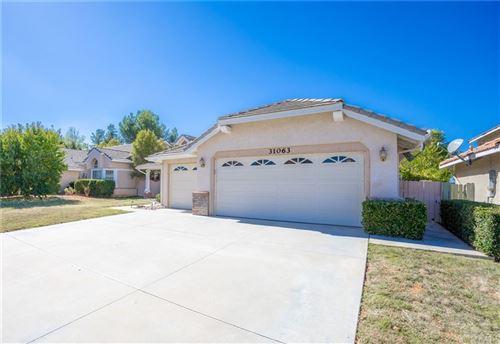 Photo of 31063 Larchwood Street, Menifee, CA 92584 (MLS # IG21237024)