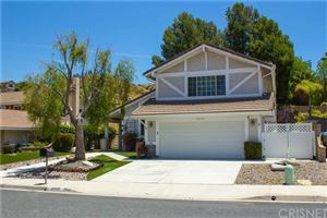 Photo of 26508 Hillsfall Court, Newhall, CA 91321 (MLS # SR19153024)