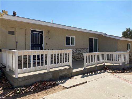 Photo of 658 Foreston Drive, Acton, CA 93510 (MLS # SR21194024)