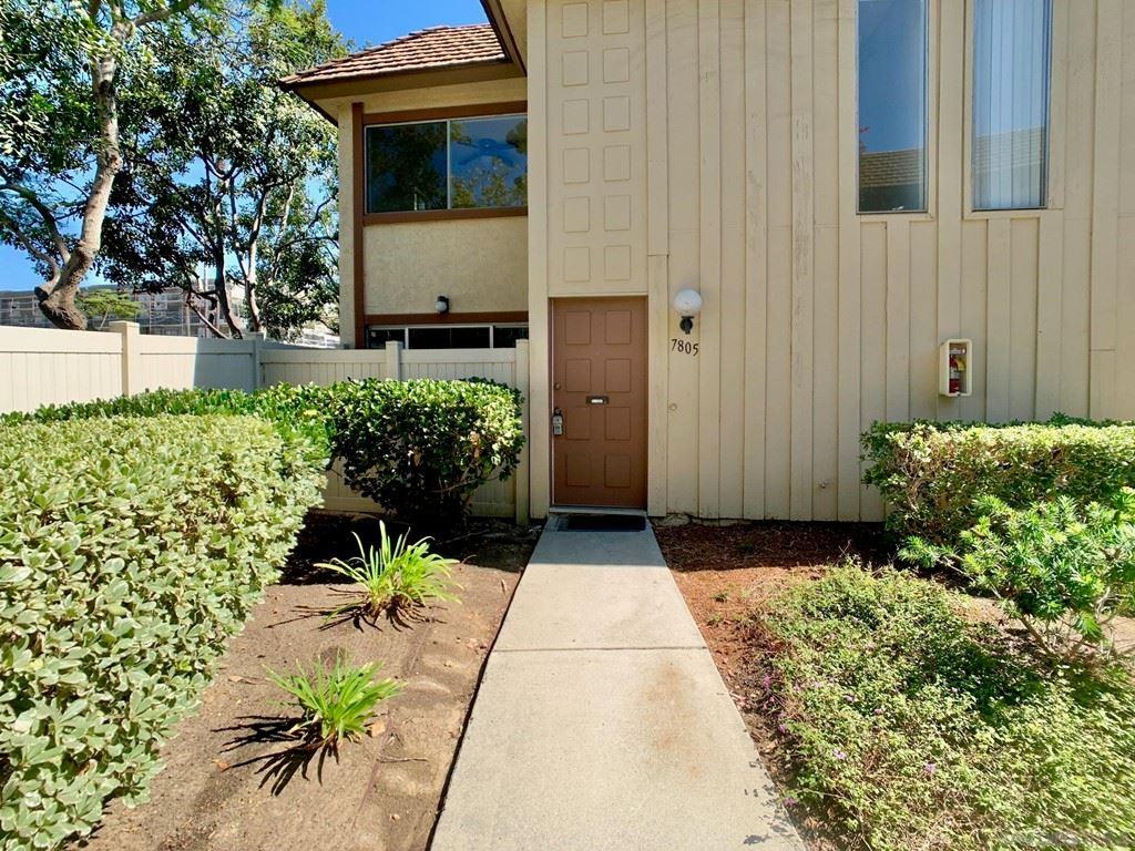 7805 Starling Drive, San Diego, CA 92123 - MLS#: 210027024