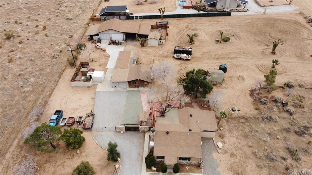 51227 Burns Canyon Road, Pioneertown, CA 92268 - MLS#: JT21023024