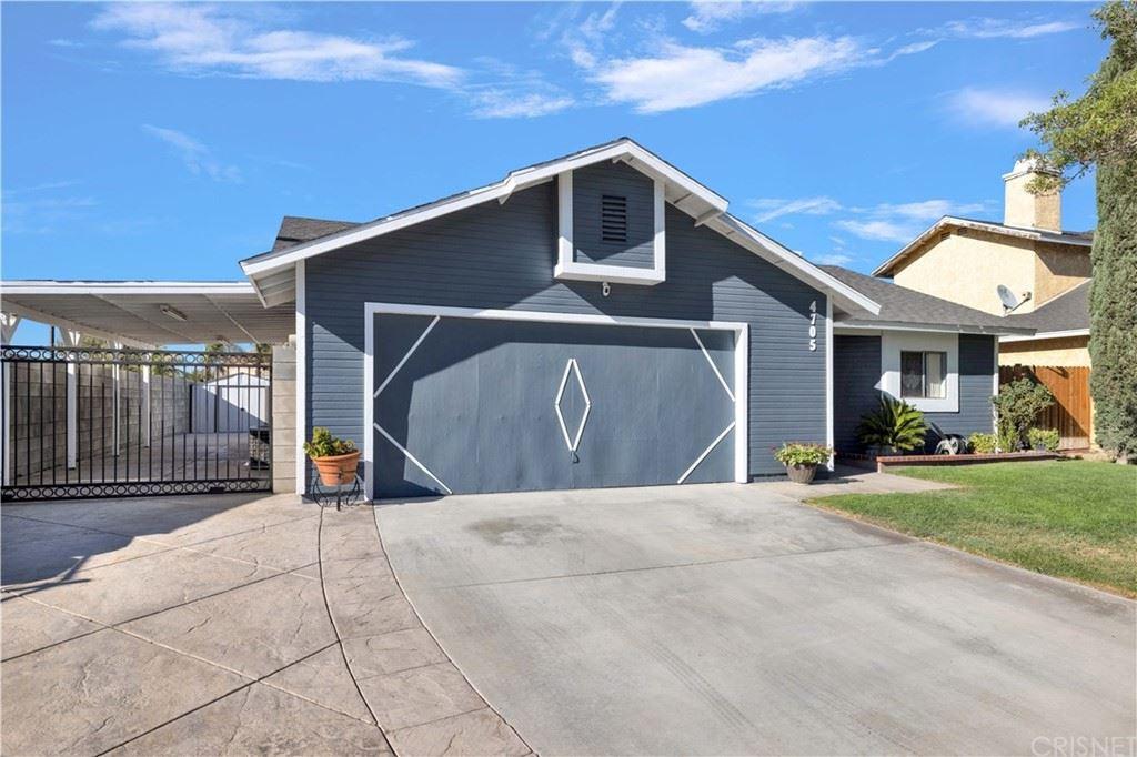 4705 Katrina Place, Palmdale, CA 93552 - MLS#: SR21204024
