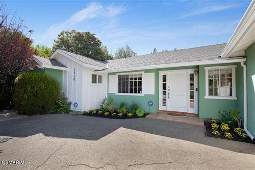 Photo of 2420 Sirius Street, Thousand Oaks, CA 91360 (MLS # 221005025)