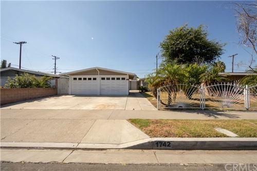 Photo of 1742 E Chelsea Drive, Anaheim, CA 92805 (MLS # OC20129025)