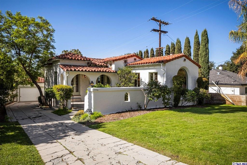 Photo of 1936 W Mountain Street, Glendale, CA 91201 (MLS # 320008025)