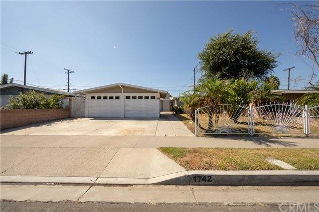 1742 E Chelsea Drive, Anaheim, CA 92805 - MLS#: OC20129025