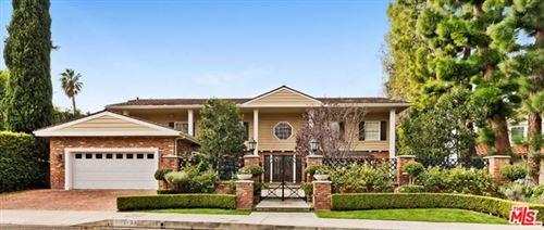 Photo of 15539 AQUA VERDE Drive, Los Angeles, CA 90077 (MLS # 20593026)