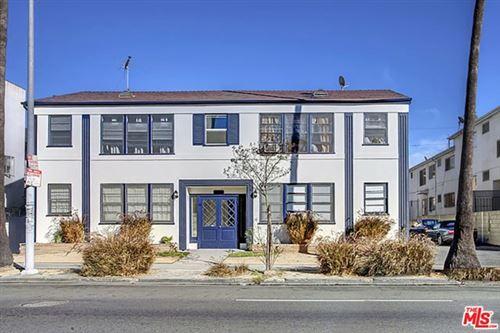 Photo of 112 N Normandie Avenue, Los Angeles, CA 90004 (MLS # 21728026)