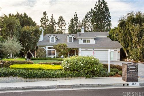 Photo of 11901 Andasol Avenue, Granada Hills, CA 91344 (MLS # SR20198026)