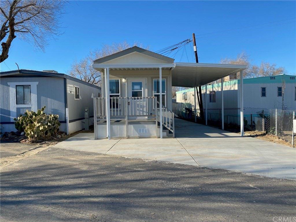 45044 28th Street East #36, Lancaster, CA 93535 - MLS#: CV21022026