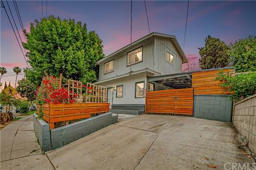 Photo of 5170 Templeton Street, El Sereno, CA 90032 (MLS # DW21078027)