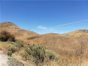 Tiny photo for 0 Vasquez Canyon, Canyon Country, CA 91351 (MLS # SR19174027)