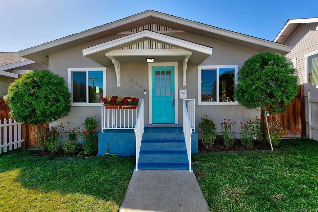 834 30th St, San Diego, CA 92102 - MLS#: 210029027