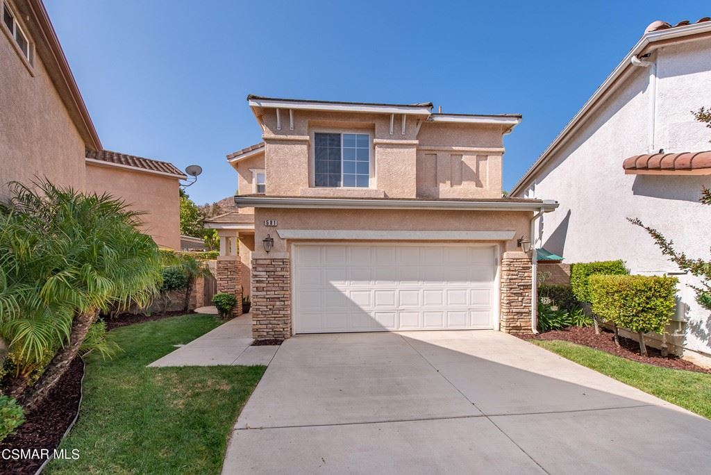 581 Yarrow Drive, Simi Valley, CA 93065 - MLS#: 221004027
