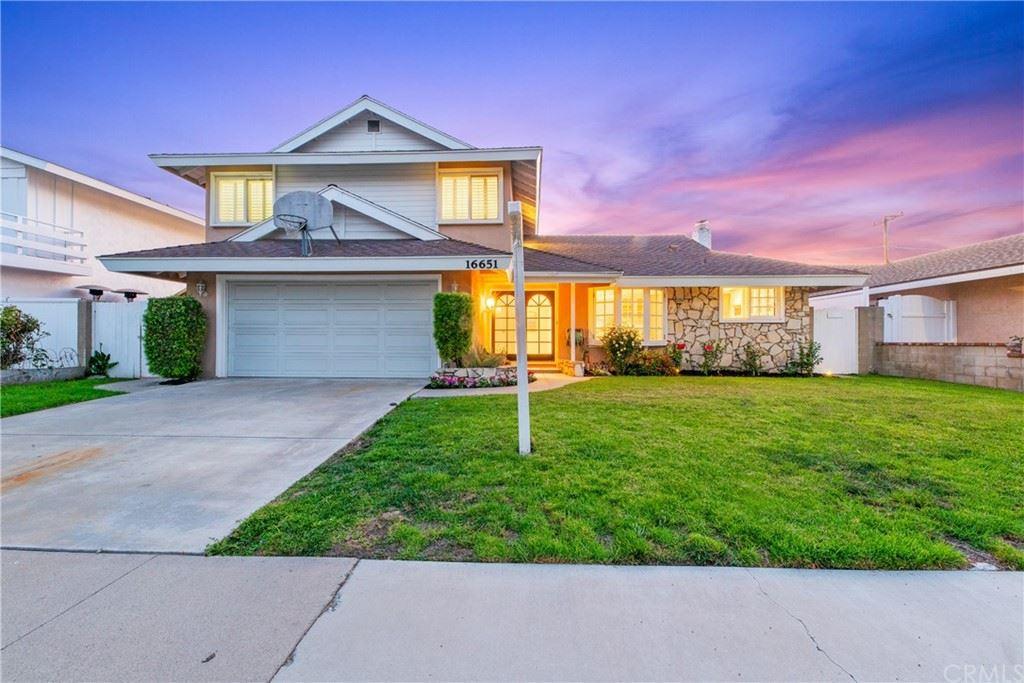 16651 Mytinger Lane, Huntington Beach, CA 92647 - MLS#: OC21191027
