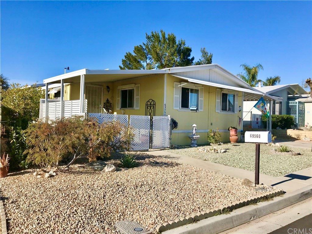 69560 Valley View Drive, Desert Hot Springs, CA 92241 - MLS#: JT21047028