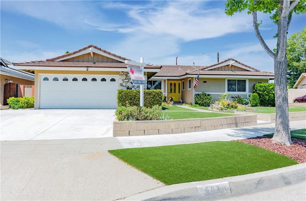 Photo of 503 E Brookshire Avenue, Orange, CA 92865 (MLS # PW21159029)