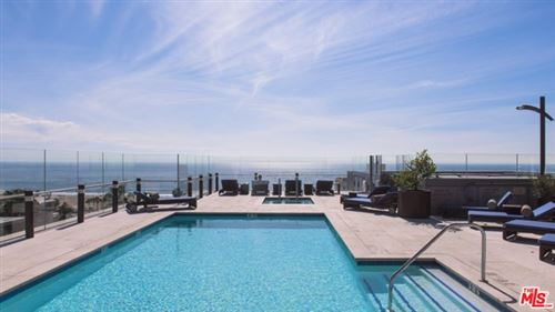 Photo of 1755 Ocean Avenue #403, Santa Monica, CA 90401 (MLS # 19494030)