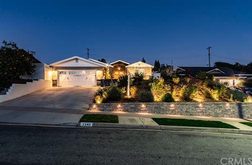 Photo of 1240 Arrow Wood Drive, Brea, CA 92821 (MLS # IG21034030)