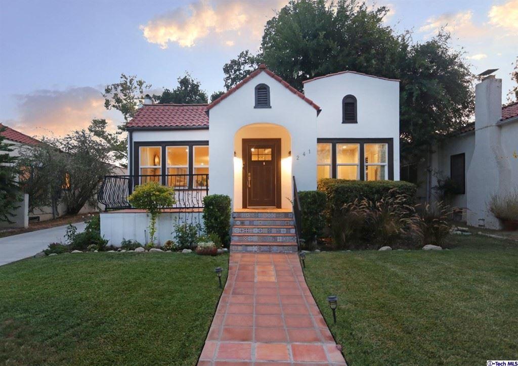241 S Vinedo Avenue, Pasadena, CA 91107 - #: 320007030