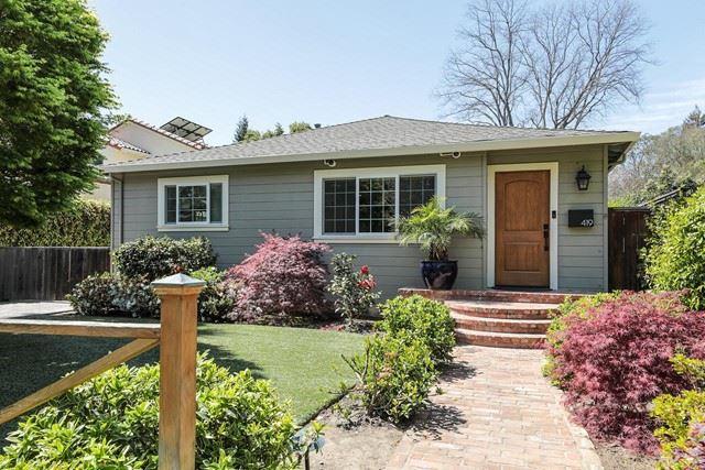419 Central Avenue, Menlo Park, CA 94025 - MLS#: ML81847030