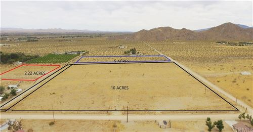 Tiny photo for 0 Cody Road (5), Lucerne Valley, CA 92356 (MLS # OC19117031)