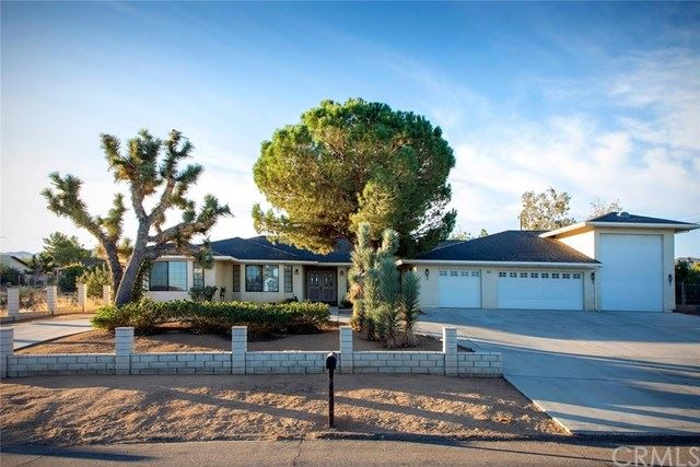 58217 Desert Gold Drive, Yucca Valley, CA 92284 - MLS#: JT20226031