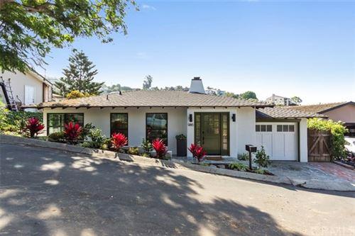 Photo of 986 Meadowlark Drive, Laguna Beach, CA 92651 (MLS # OC20205032)