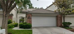 Photo of 24660 Brighton Drive #B, Valencia, CA 91355 (MLS # SR19177032)