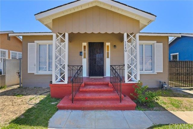1240 W 75th Street, Los Angeles, CA 90044 - MLS#: SB21096033