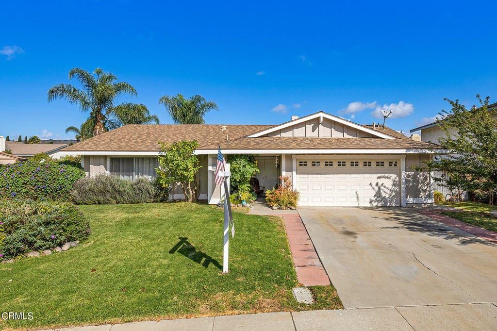 3561 Almendro Way, Camarillo, CA 93010 - MLS#: V1-9033