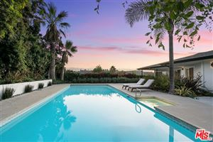 Photo of 1722 CLEAR VIEW Drive, Beverly Hills, CA 90210 (MLS # 19519034)